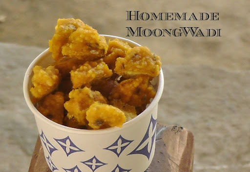 Homemade Mangodi/Moong Wadi | Vegan Thursday