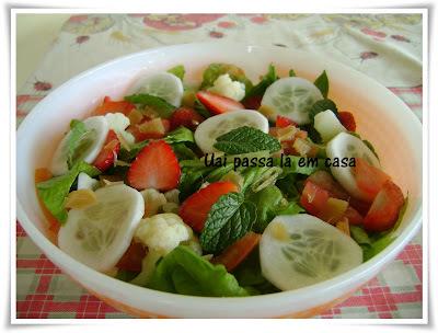 Mais salada