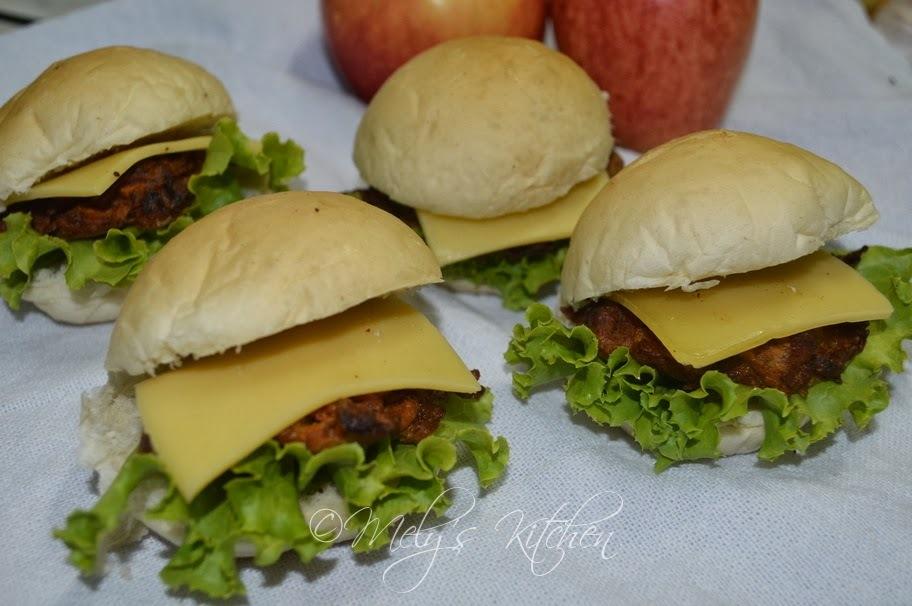 Mini Veggie Burger