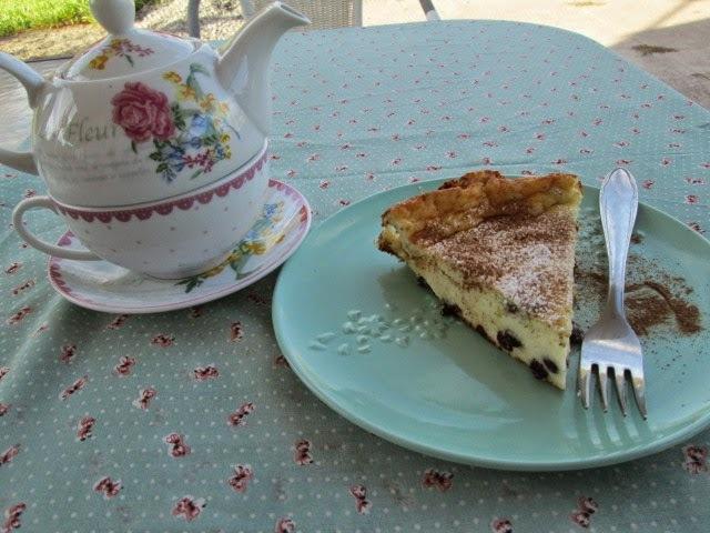 Kuchen de ricotta  (Ricotta Küchen)