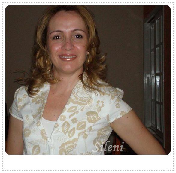 """(3°)  Entrevistando as """"Estrelas da Casa"""" - Sileni Machado"""