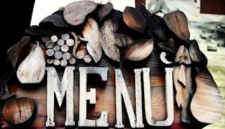 Menú 01: Cargado al panqueque y los frutos marinos