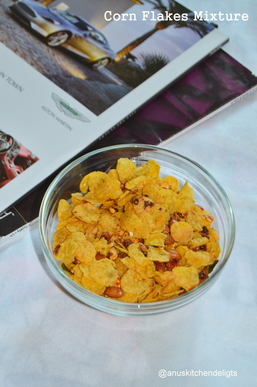 Corn flakes Mixture - Spicy Chivda