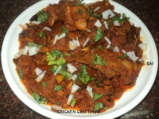 Chicken chettinad 2