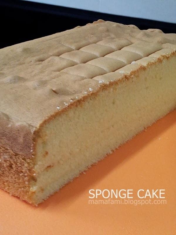 Sponge Cake (sweet4ever)