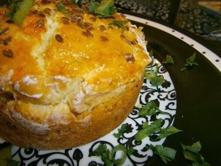torta salgada sem farinha de trigo