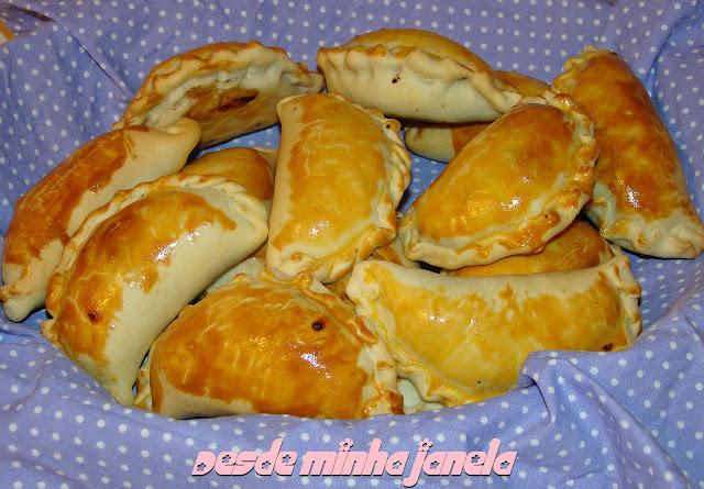 As típicas empanadas argentinas