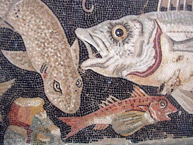 Garum - Um molho da época do Império Romano