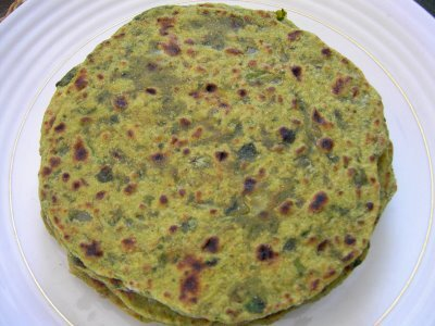 Methi paratha | Methi paratha recipe | easy cooking recipe