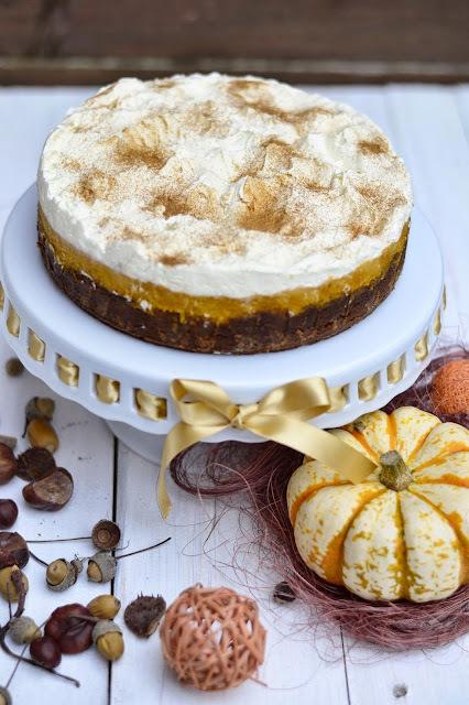 Tekvicova torta - Butternut squash cake
