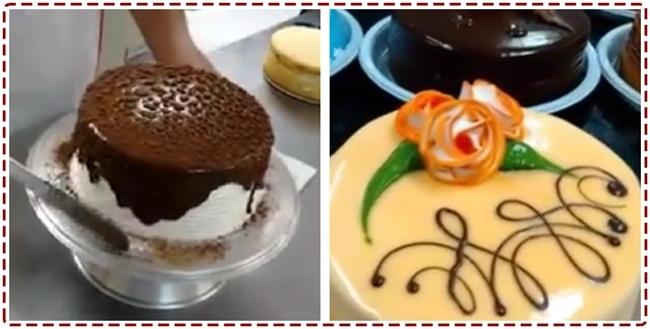 Dicas de decoração de bolos, do Chef Ivan Carlos
