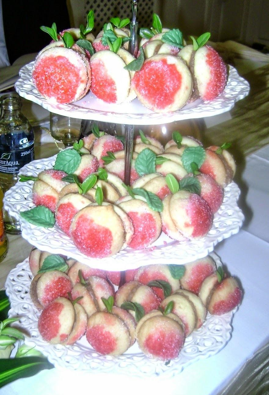 Őszibarack sütemény recept