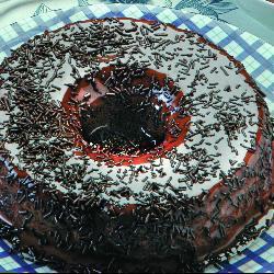 bolo de fécula de batata de liquidificador e farinha de arroz