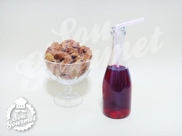 Suco de Hibisco e Guloseimas - Bistrobox Junho