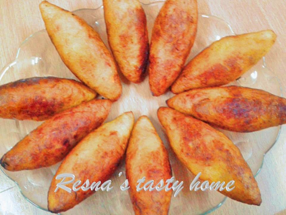 Unnakkaya/Kayada(Banana roll/ Plantain roll)