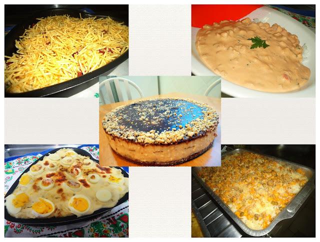 Sugestões de pratos para o dia das mães