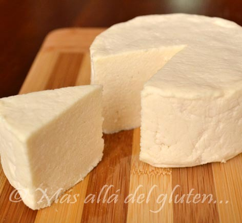 Queso de Nuez Macadamia (Receta SCD, GFCFSF, Vegana, RAW)