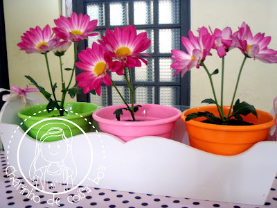 Mulher.com 13/06/2011 - Vaso de Flor