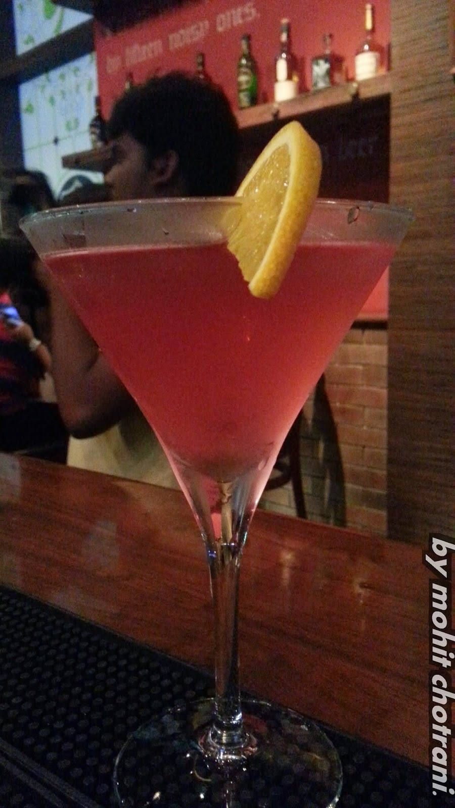 Cranberry Daiquiri