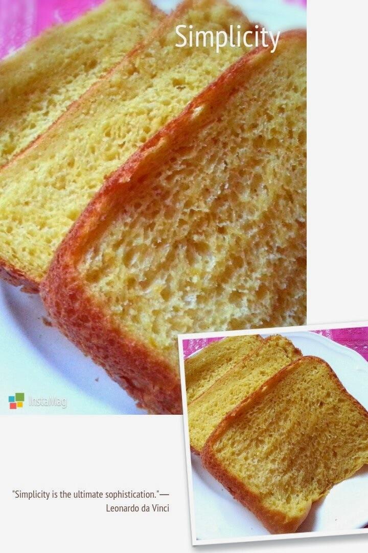 汤种南瓜面包