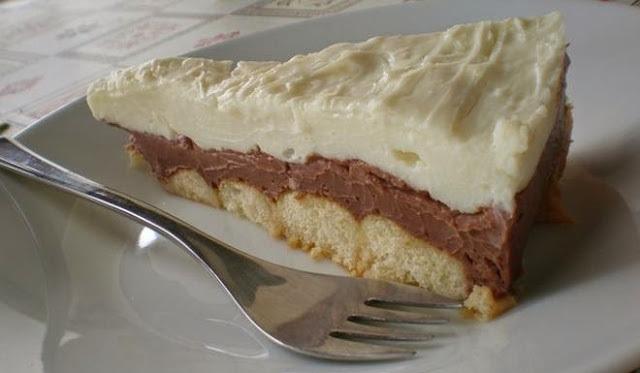LEDOLINA: Fantastična torta bez pečenja