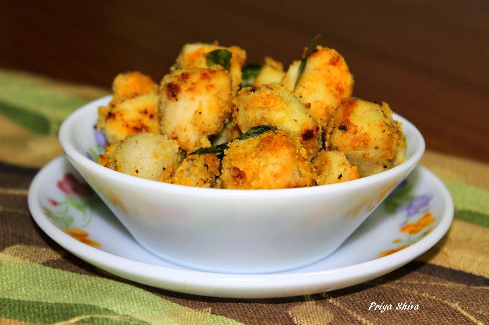 Arbi roast/ Colocasia Stir Fry/ Seppankizhangu Roast