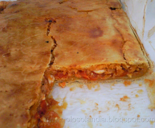 Empanada de Atún (bonito)