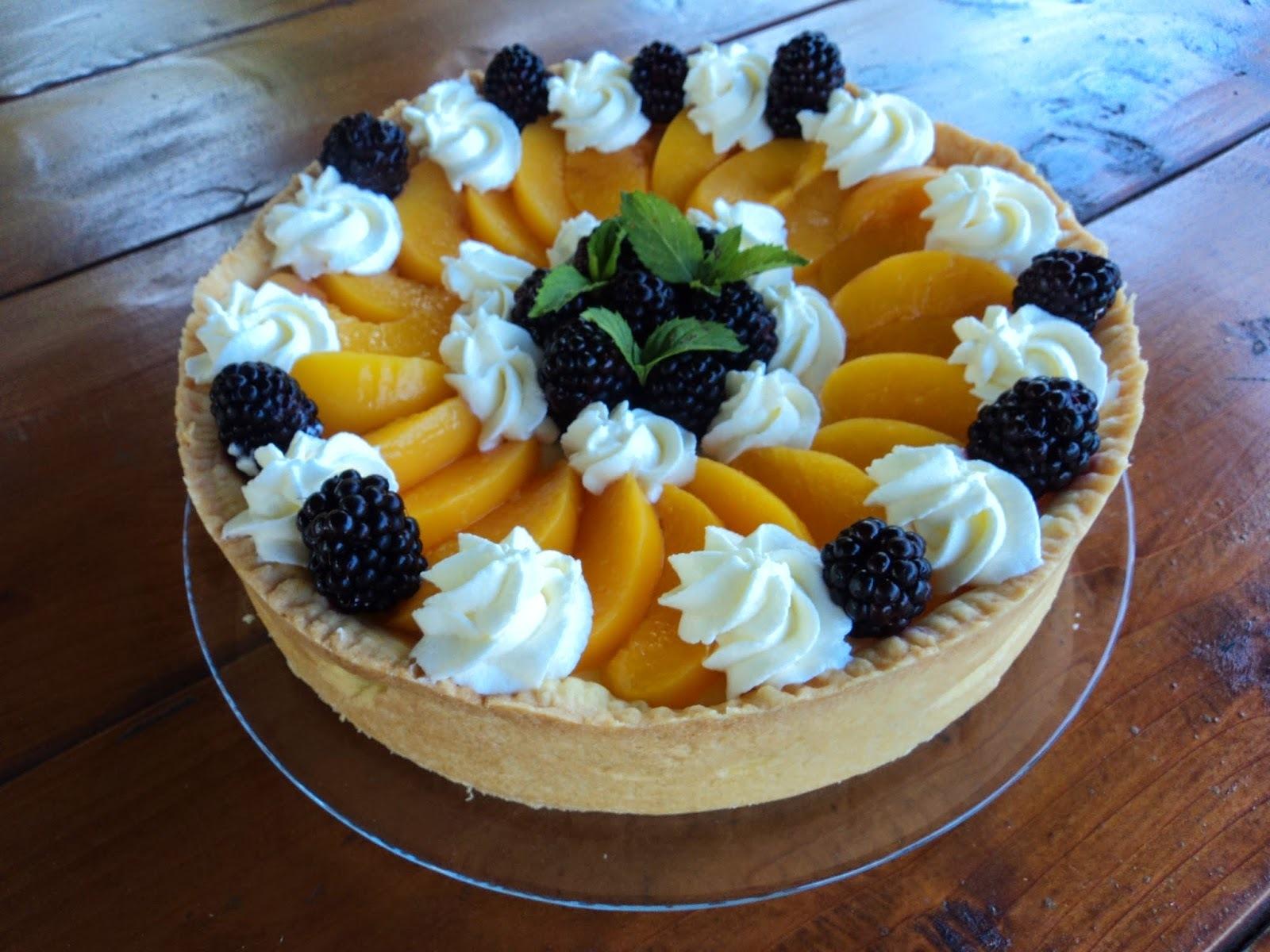 Gyümölcsös és karamellás túrótorták