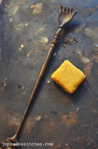 Mysore Pak - Diwali Sweets