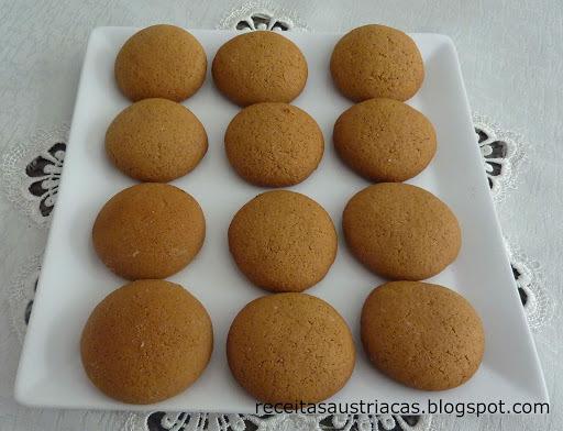 BOLACHA DE MEL – Honig Brot