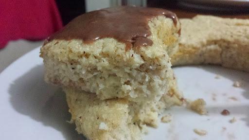 de bolo de pudim de coco liquidificador