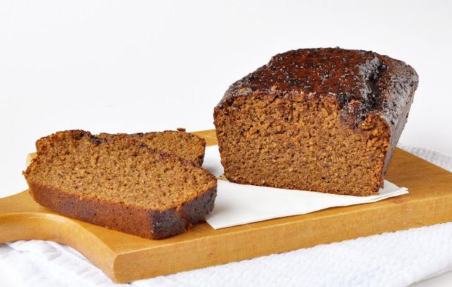Sticky Jamaican ginger cake