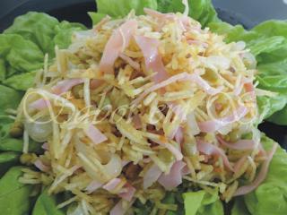 saladas francesas