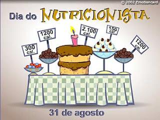 PARABÉNS AOS NUTRICIONISTAS!!!!