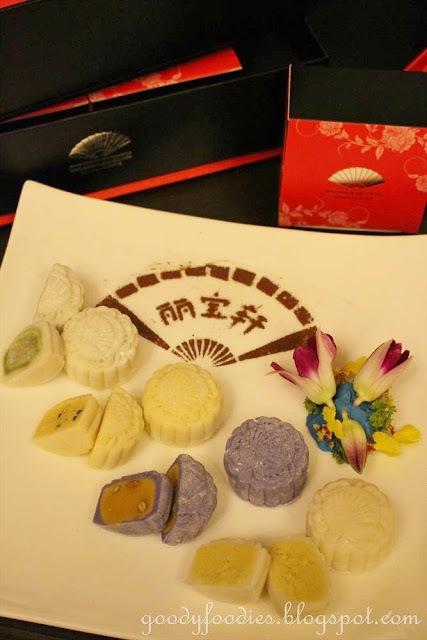 2015 Mooncakes @ Lai Po Heen, Mandarin Oriental KL