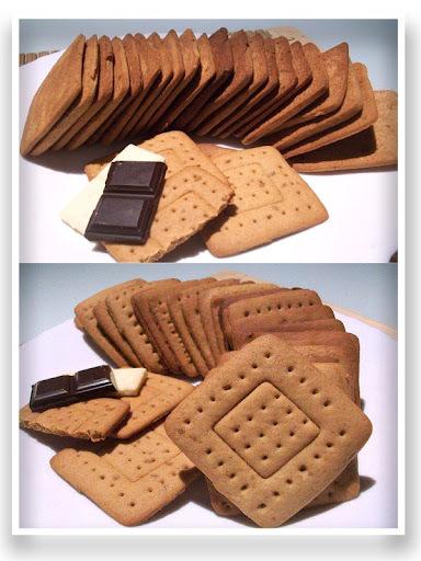 galletas de miel blandas
