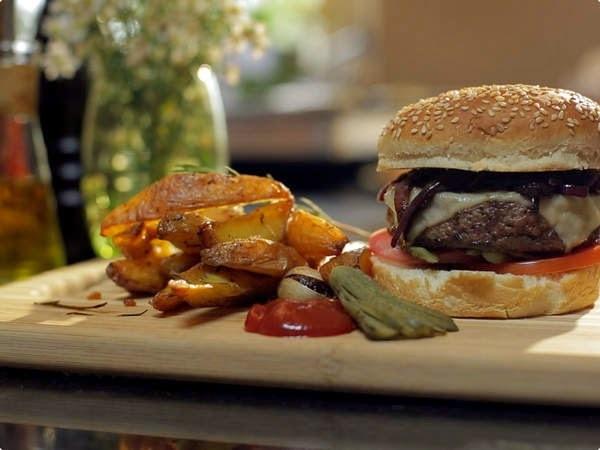 Hambúrguer Autêntico