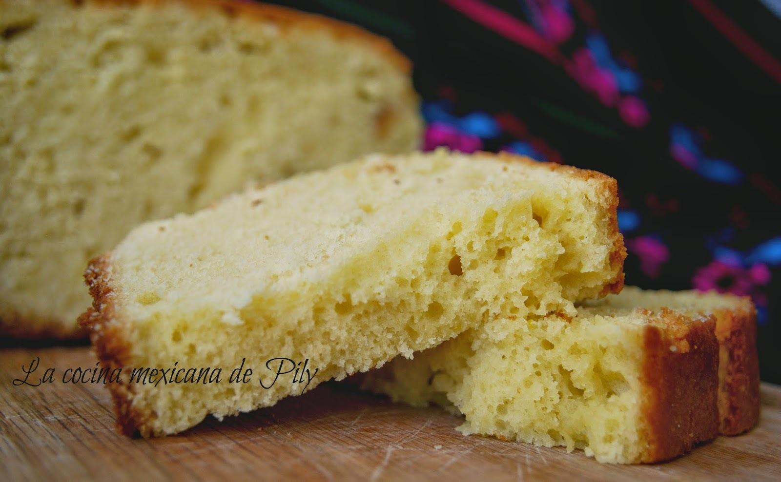 Pan de natas de mi mamá