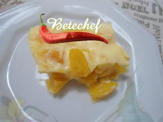 Delícia de Pêssego by Betechef