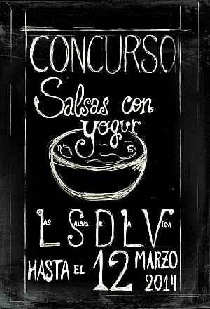 Concurso - Salsas con yogur