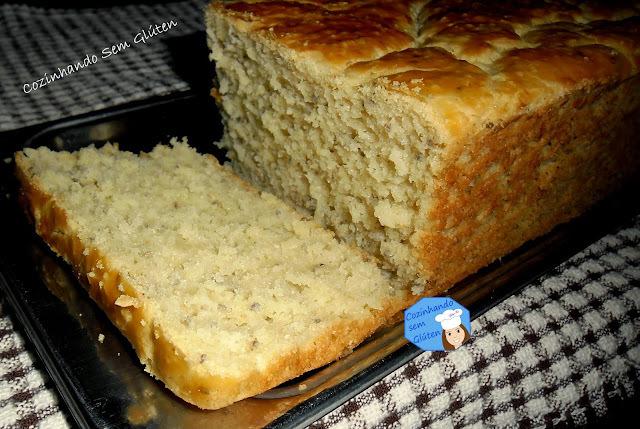 Pão Nutritivo  zero glúten - zero lactose