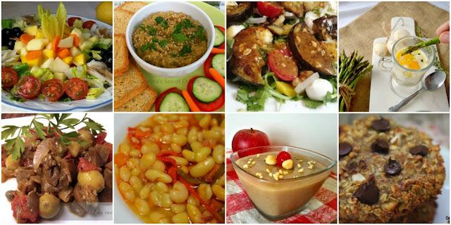 El mejor menú saludable para tu día a día