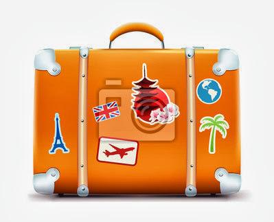 Dicas : Como Escolher a sua mala de Viagem