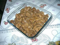 moela de frango bandeja frita