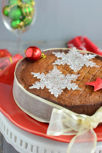 Christmas Fruit Cake \ Plum cake