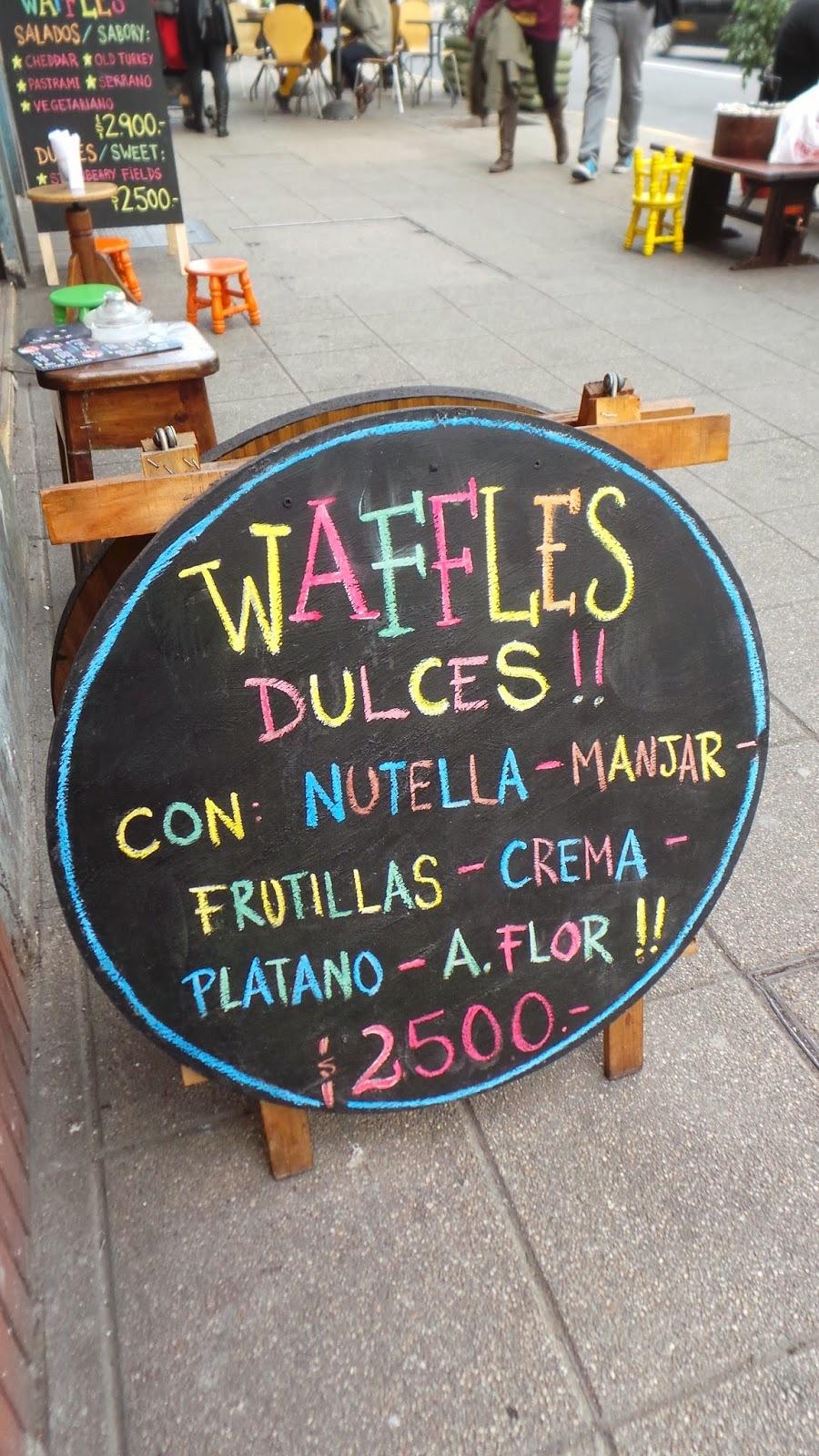 Buffalo Waffles: Innovación deliciosa!