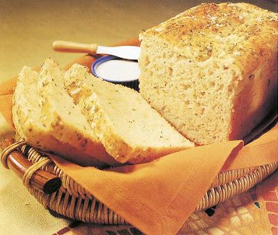 Pão Salgado de Iogurte