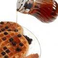 Waffles con Moras y Canela