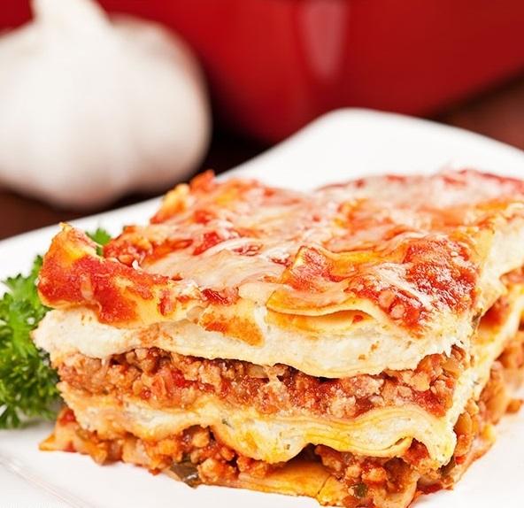 Cómo se prepara la Lasagna al estilo de Sabor & Sazón - Receta