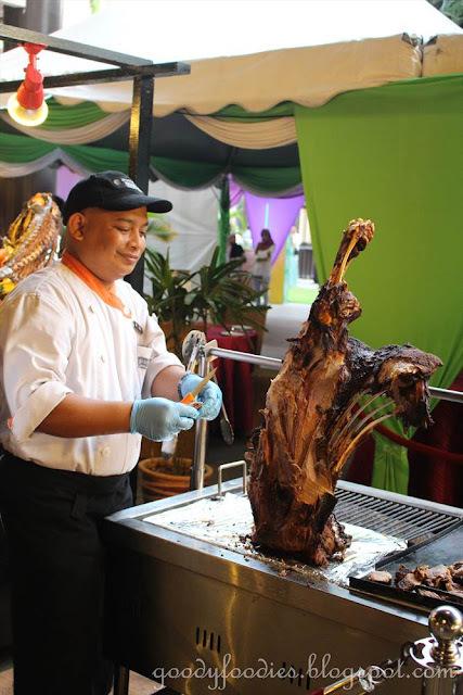 2015 Ramadan Buffet @ Pullman Putrajaya Lakeside
